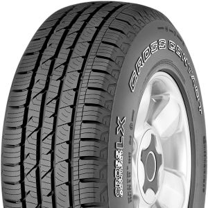 CONTINENTAL 265/60 TR 18 CROSSCONTACT-LX 110 T BSW #