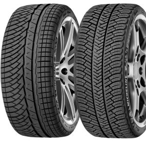 MICHELIN 235/55 R 17 XL PILOT ALPIN PA4 103 H FSL