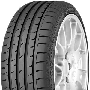 CONTINENTAL 245/35 ZR 20 XL SPORT CONTACT 3 95 Y FR