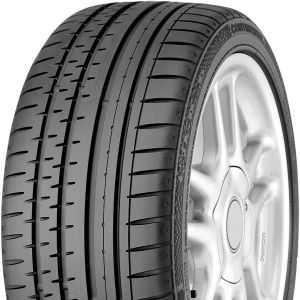 CONTINENTAL 275/35 R 20 XL SPORT CONTACT 2 ZR MO optiem. für HA #