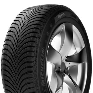 MICHELIN 205/55 HR 17 ALPIN 5 ZP 91 H RUNFLAT