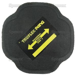 REPAIR PATCH-CROSS PLY-130MM